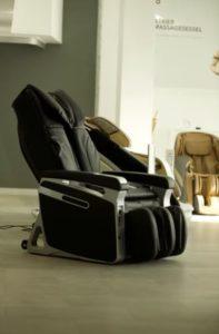 Fauteuil de massage noir